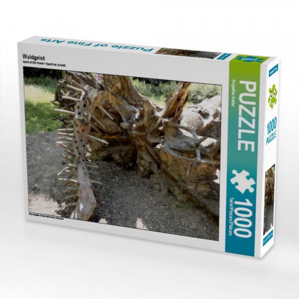 Puzzle Waldgeist