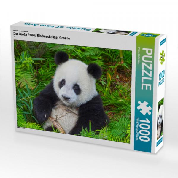 Puzzle Der Große Panda Ein kuscheliger Geselle