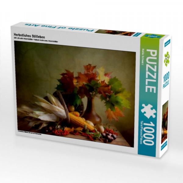 Puzzle Herbstliches Stillleben