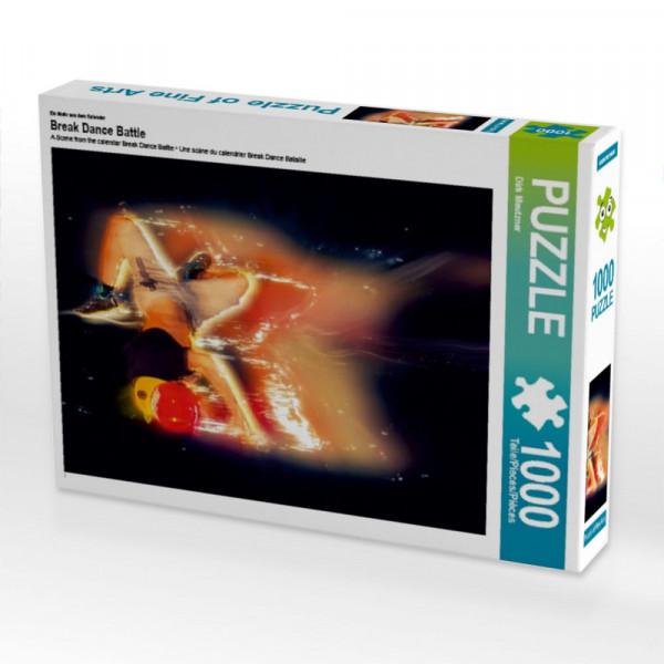 Puzzle Break Dance Battle