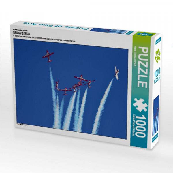 Puzzle SNOWBIRDS