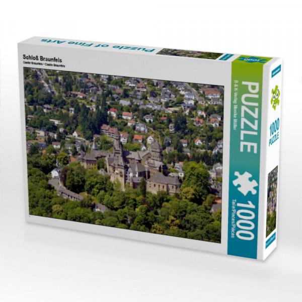 Puzzle Schloß Braunfels
