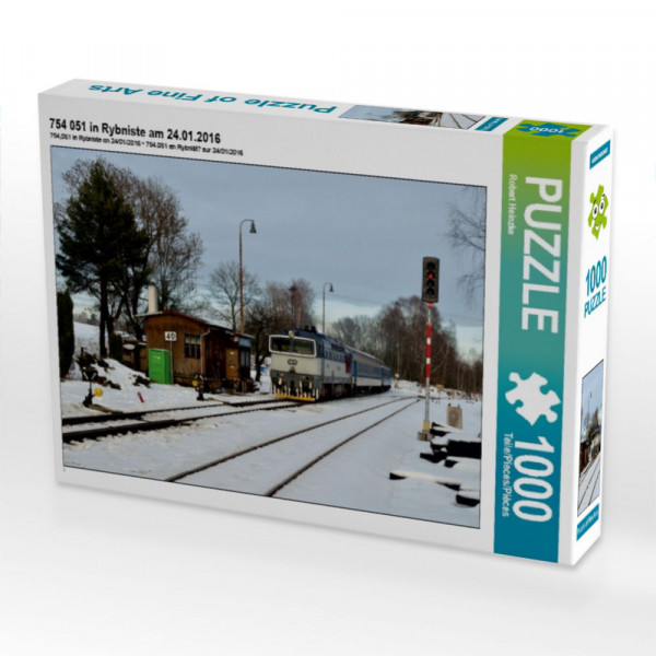 Puzzle 754 051 in Rybniste am 24.01.2016