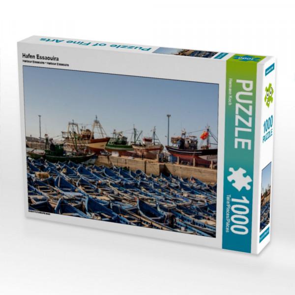 Puzzle Hafen Essaouira