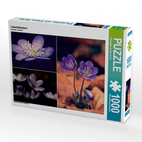 Puzzle Leberblümchen