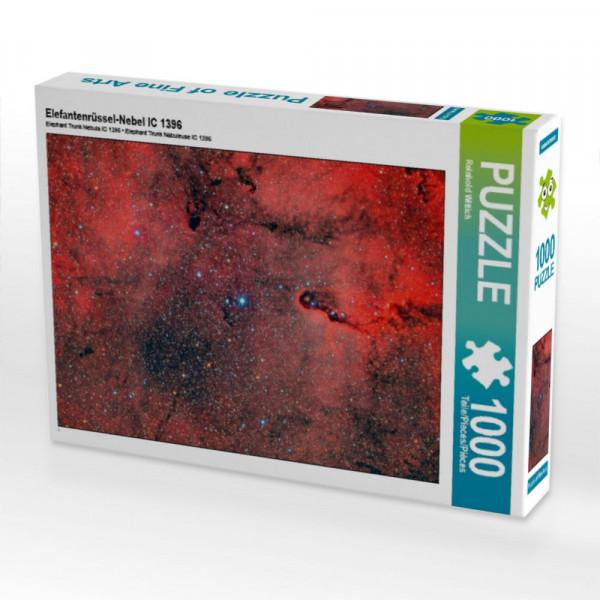 Puzzle Elefantenrüssel-Nebel IC 1396