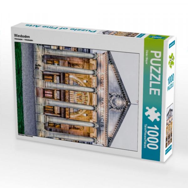 Puzzle Wiesbaden