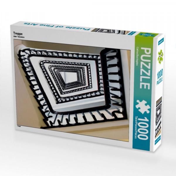 Puzzle Treppe