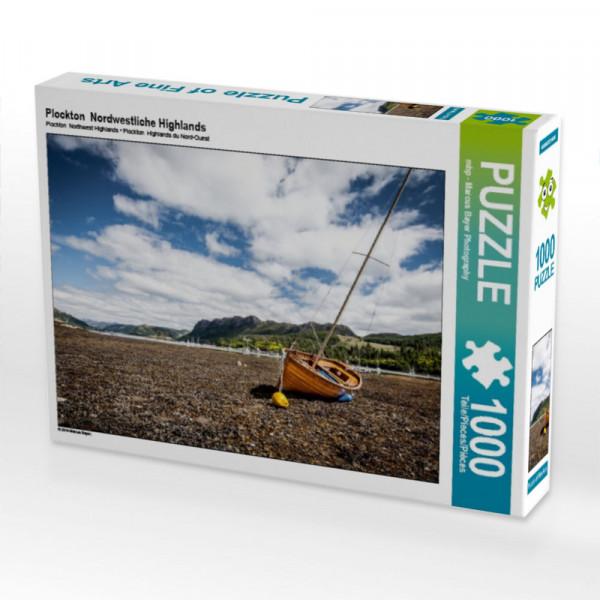 Puzzle Plockton Nordwestliche Highlands