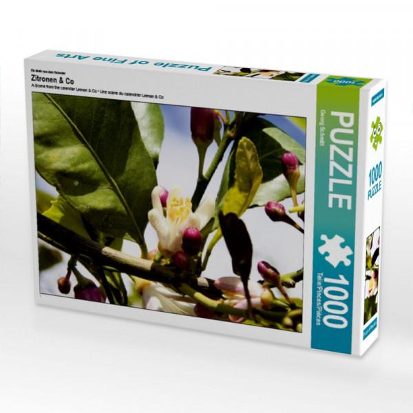 Puzzle Zitronen & Co