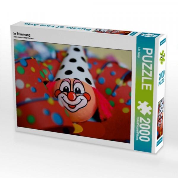 Puzzle In Stimmung 2000 Teile Puzzle quer Motiv 1 Bild 1