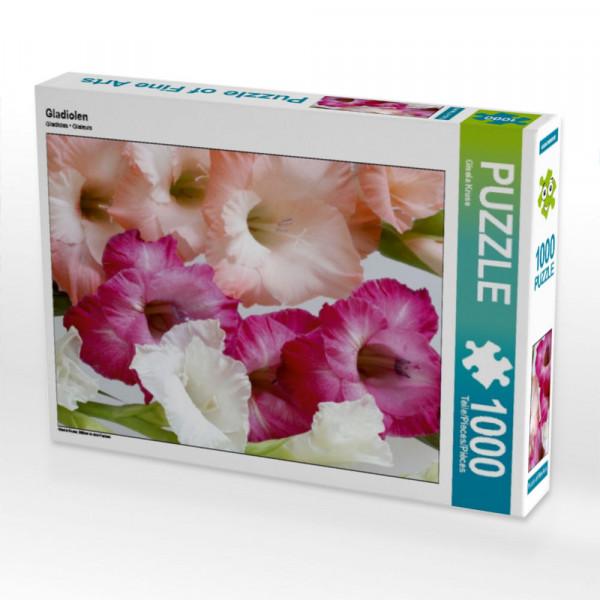 Puzzle Gladiolen