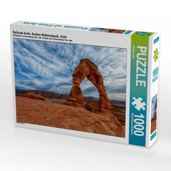 Puzzle Delicate Arch Arches Nationalpark Utah