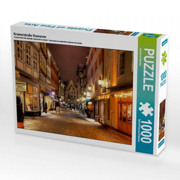 Puzzle Kramerstraße Hannover