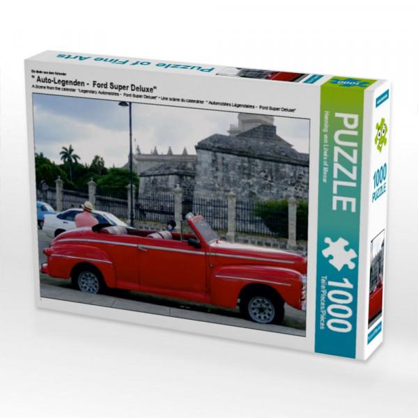 Puzzle Auto-Legenden - Ford Super Deluxe