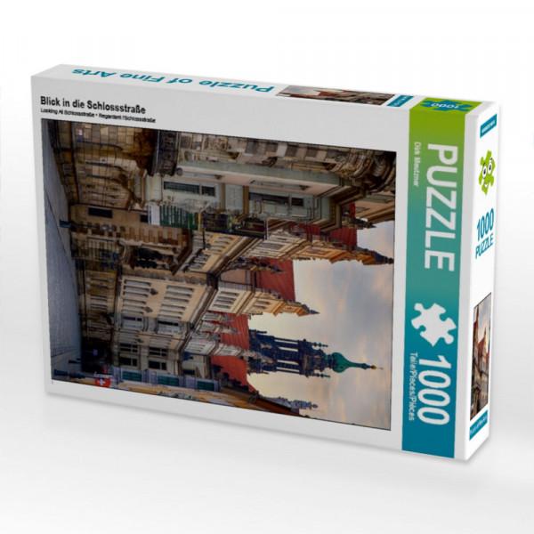 Puzzle Blick in die Schlossstraße