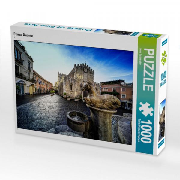 Puzzle Piazza Duomo