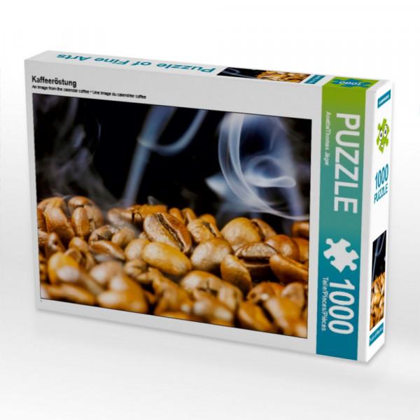 Puzzle Kaffeeröstung