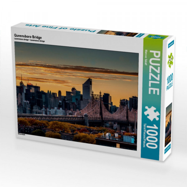 Puzzle Queensboro Bridge