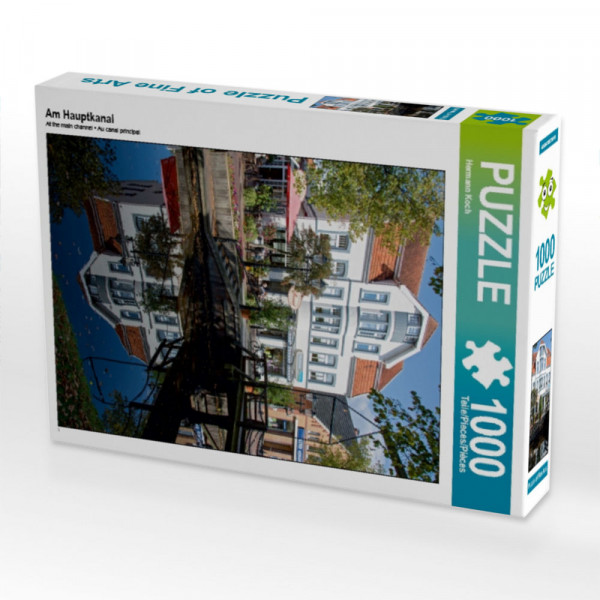 Puzzle Am Hauptkanal