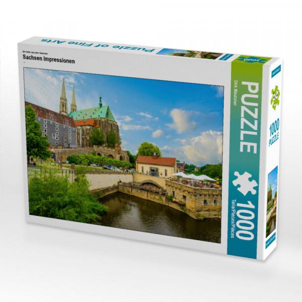 Puzzle Sachsen Impressionen