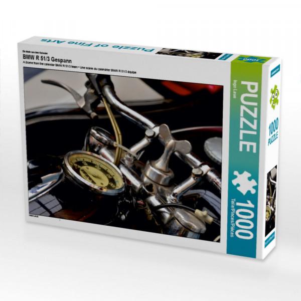 Puzzle BMW R 51/3 Gespann