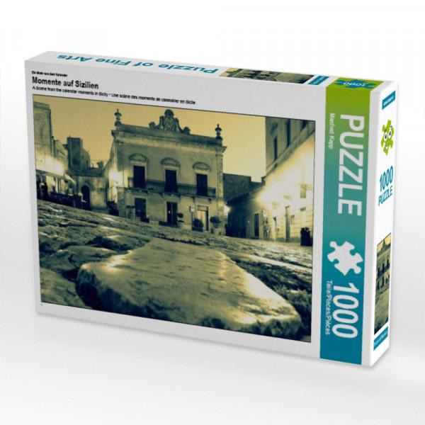 Puzzle Momente auf Sizilien