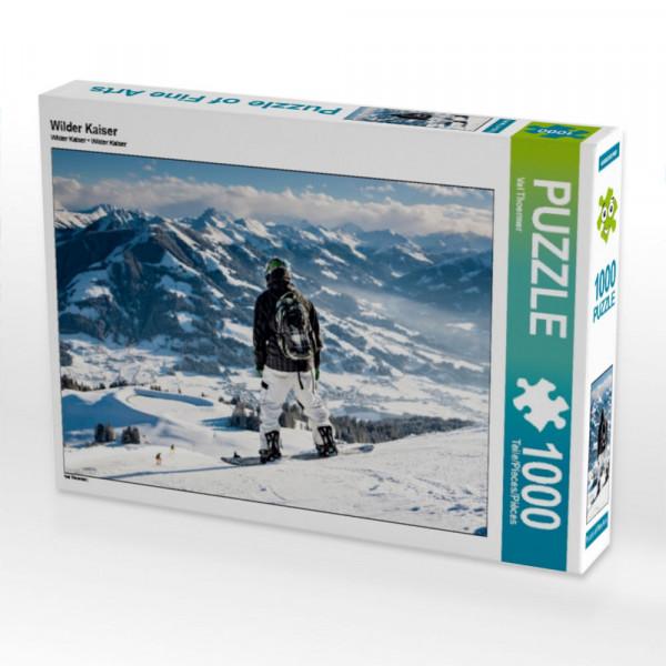 Puzzle Wilder Kaiser