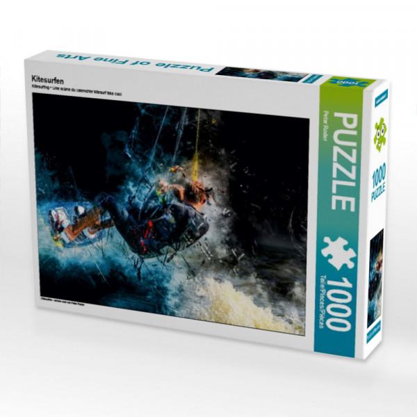 Puzzle Kitesurfen