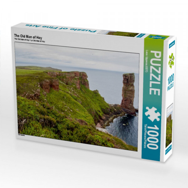 Puzzle The Old Man of Hoy