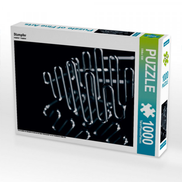 Puzzle Stampfer