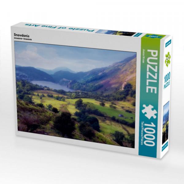 Puzzle Snowdonia