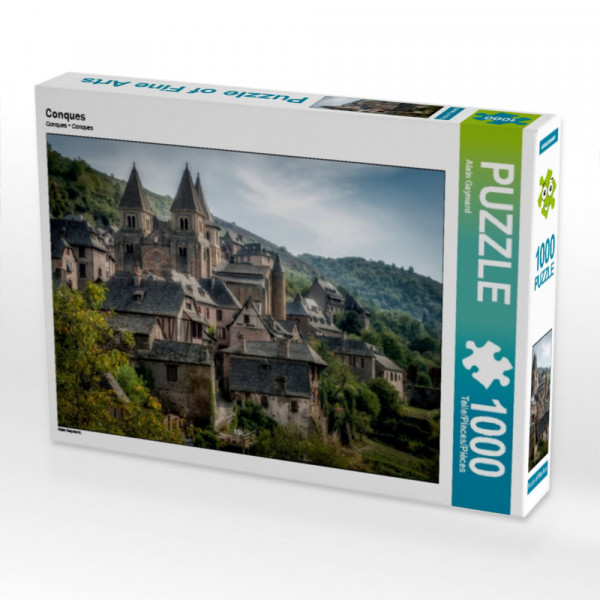 Puzzle Conques