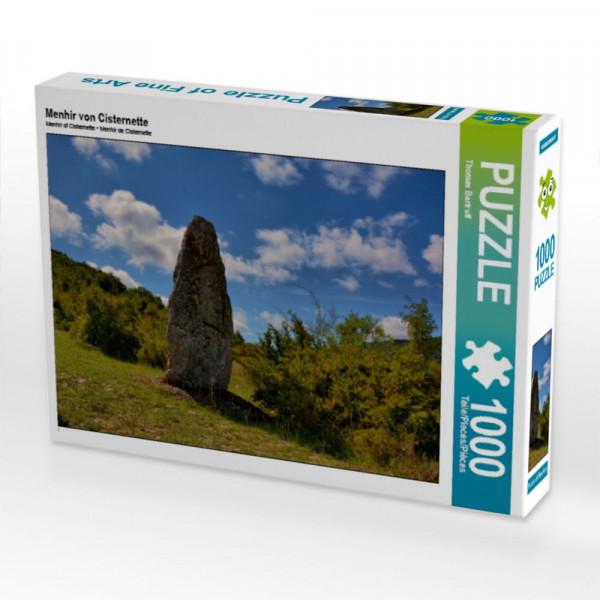 Puzzle Menhir von Cisternette