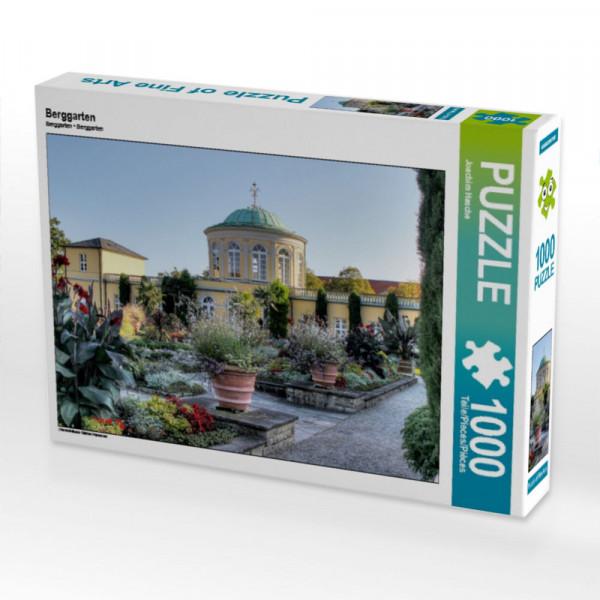 Puzzle Berggarten