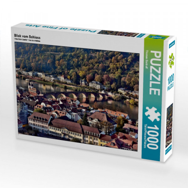 Puzzle Blick vom Schloss