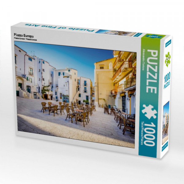 Puzzle Piazza Europa