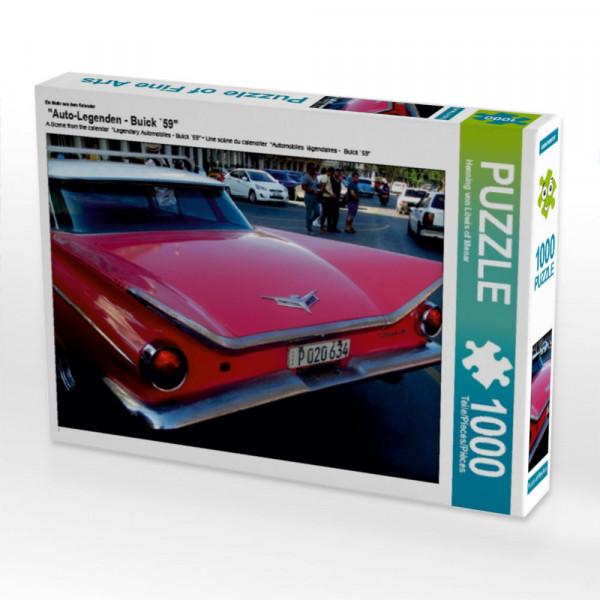 Puzzle Auto-Legenden - Buick `59