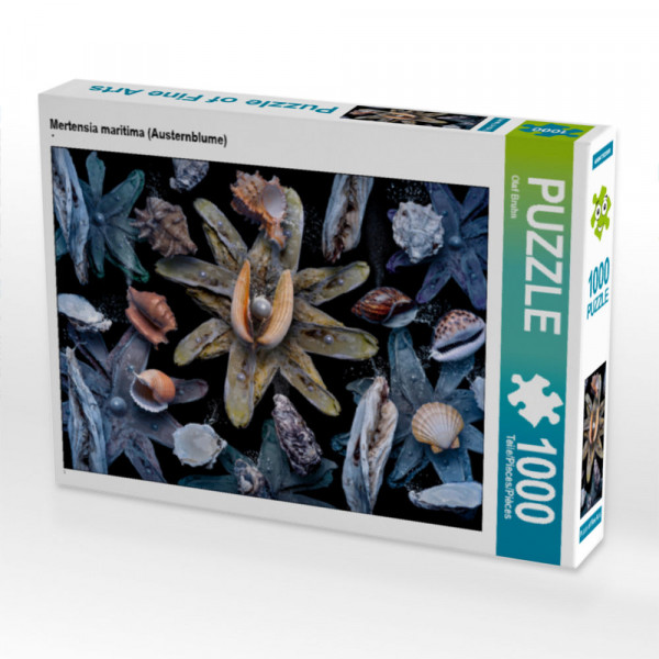 Puzzle Mertensia maritima Austernblume