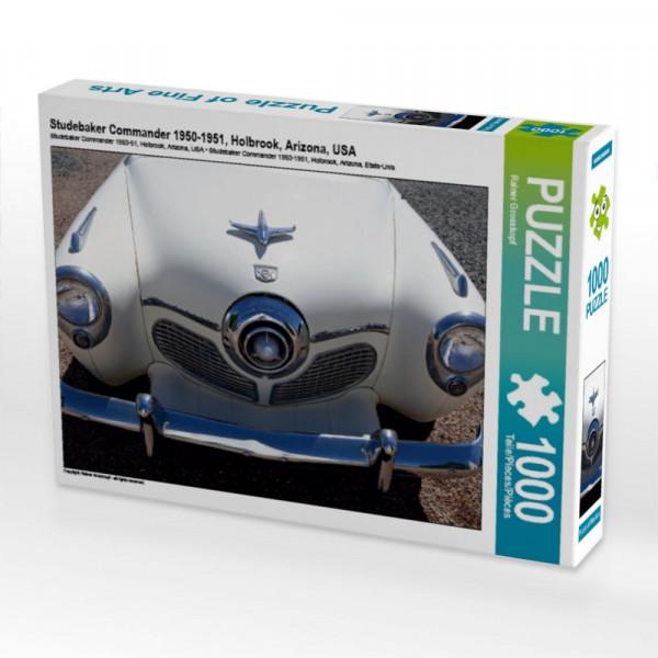 Puzzle Studebaker Commander 1950-1951 Holbrook Arizona USA