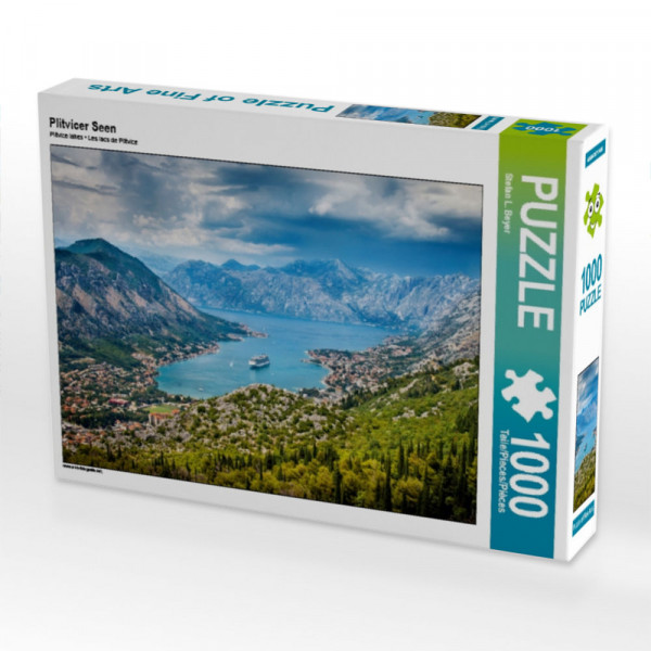 Puzzle Plitvicer Seen