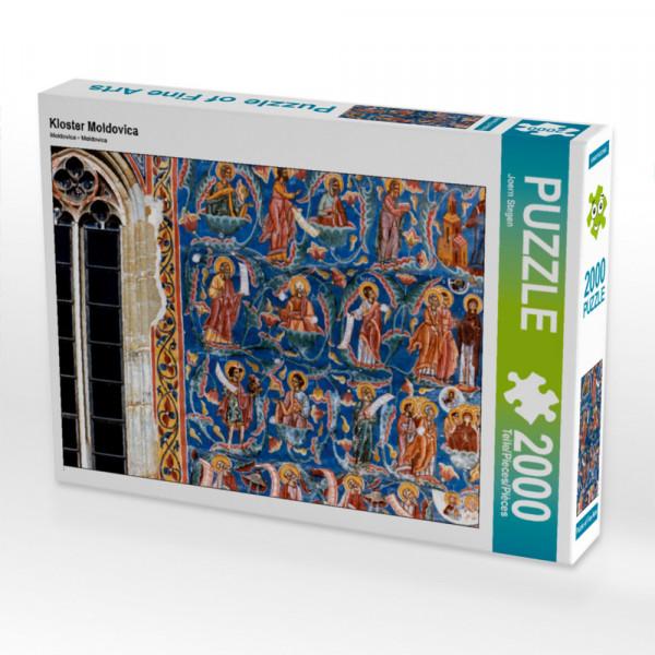 Puzzle Kloster Moldovica