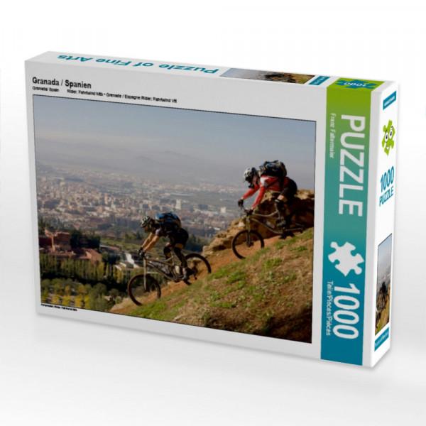 Puzzle Granada / Spanien