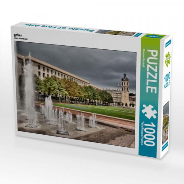 Puzzle gehen