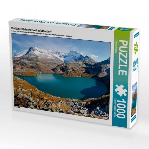 Puzzle Weißsee Gletscherwelt in Uttendorf