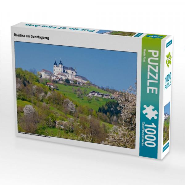 Puzzle Basilika am Sonntagberg
