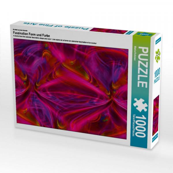 Puzzle Faszination Form und Farbe