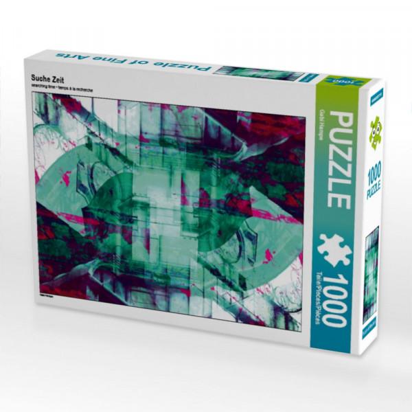 Puzzle Suche Zeit