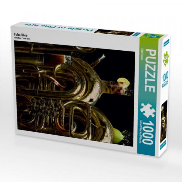 Puzzle Tuba libre