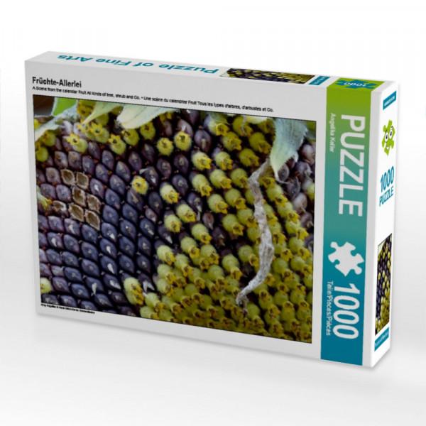 Puzzle Früchte-Allerlei